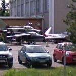 Valmet CM-170R Magister, Folland Gnat F1 & Mikoyan-Gurevich MiG-21F-13
