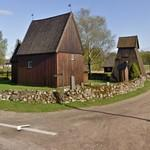 Hedared stave church (StreetView)