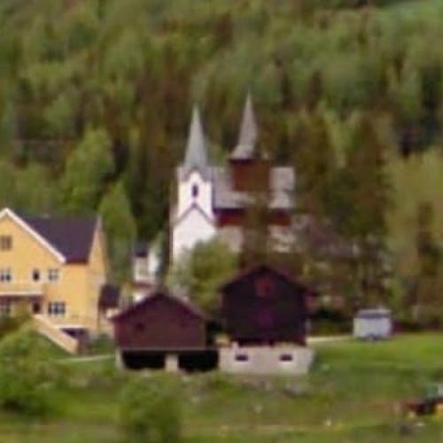 Torpo stave church (StreetView)