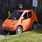 Buddy electric car (StreetView)