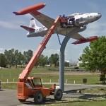 "Canadair CT-133 ""Silver Star"" (StreetView)"