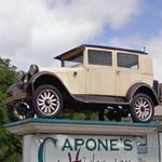 Capone's car (StreetView)