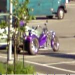 Motor cycle trike