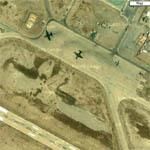 Tallil airbase (Google Maps)