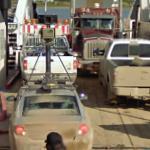Google Street View car (StreetView)