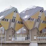 'Cube Houses' by Piet Blom (StreetView)