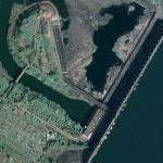 Ukai Dam (Google Maps)