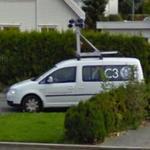 Google car Vs. C3 car
