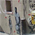Graffiti by Jef Aérosol (StreetView)