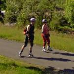 Inline Skaters (StreetView)