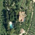 Roberto Cavalli's country estate