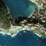 Isthmus at Assos (Google Maps)
