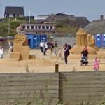 International Søndervig Sand Sculpture Festival 2009 (StreetView)