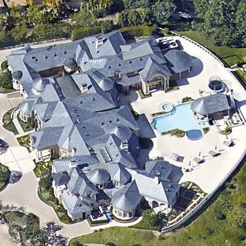 Jeffree Star S House In Hidden Hills Ca Google Maps 3