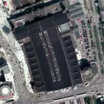 Hamburg Central Station (Google Maps)