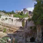 World War II, ruins of San Pietro Infine (StreetView)