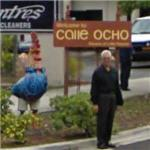 Calle Ocho in Little Havana (StreetView)