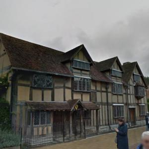 Shakespeare's Birthplace (StreetView)