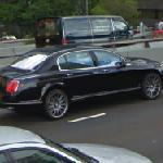 Bentely Continental Flying Spur Speed (StreetView)