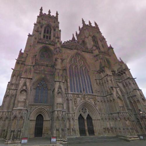 York Minster (StreetView)