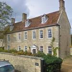 The Vicarage in Olney - Where John H. Newton wrote Amazing Grace (StreetView)