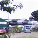 Avro Vulcan (StreetView)