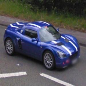 Vauxhall VX220 (StreetView)
