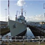 HMS Cavalier (D73) (StreetView)