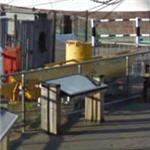 Unidentified midget submarine (StreetView)