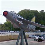 English Electric Lightning (StreetView)