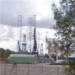 Jack up oil rigs (StreetView)
