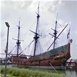 Replica of the Batavia (StreetView)