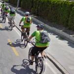 Cyclists (StreetView)