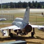 "Mikoyan-Gurevich MiG-21 ""Fishbed"" (StreetView)"