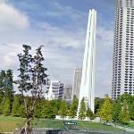 Civilian War Memorial (StreetView)