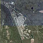 Eielson Air Force Base (Google Maps)
