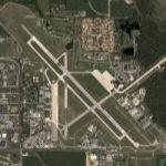 Scott Air Force Base in Belleville, IL (Google Maps)