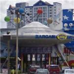 Bargain UFO (StreetView)