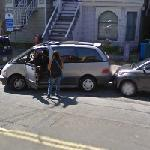 Parking Accident (StreetView)