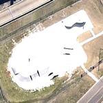 Huntsville Skatepark (Google Maps)