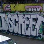 Graffiti by Dscreet (StreetView)