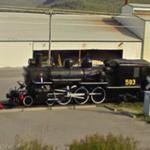 Canadian National Railway Co. No. 593 (StreetView)