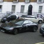 Maserati GranTurismo (StreetView)