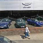 Jaguar XK60, Aston Martin DB7 & Lotus Elise (StreetView)