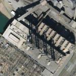 Duke Energy's Riverbend Coal Power Plant (Google Maps)