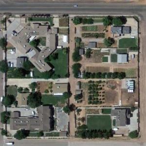 Warren Jeffs' compound (Google Maps)