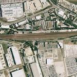 Budaörs Railway Station (Google Maps)