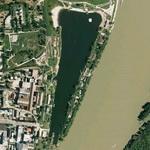 Kopaszi Gát & Lágymányosi Öböl (Google Maps)