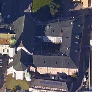 Hofkirche - Imperial Church (Google Maps)