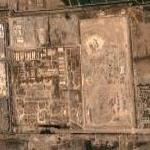 Al Anbar launch site (Google Maps)
